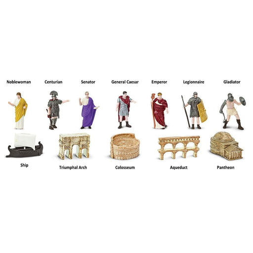 Ancient Rome Super TOOB® toys