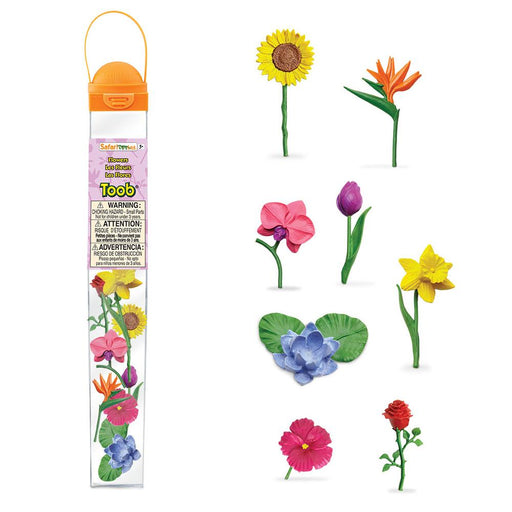 Flowers TOOB | Montessori Toys | Safari Ltd.