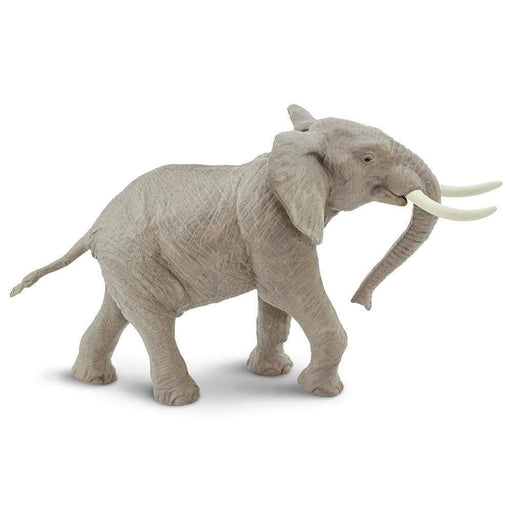 African Bull Elephant Toy | Wildlife Animal Toys | Safari Ltd.