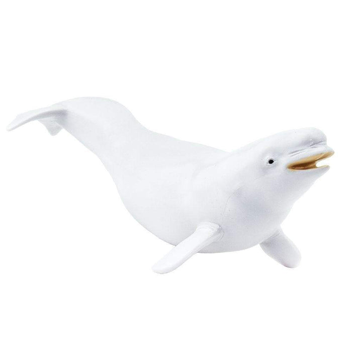 Beluga Whale Toy - Sea Life Toys by Safari Ltd.