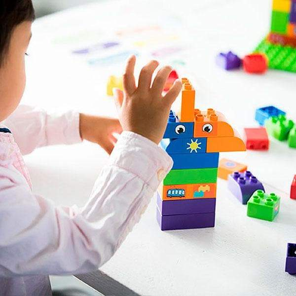 BiOBUDDi Educational Blocks with 3 Baseplates - Safari Ltd®
