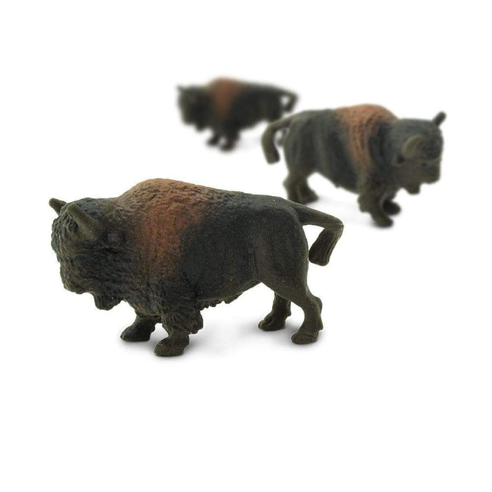 Bison Good Luck Minis | Montessori Toys | Safari Ltd.