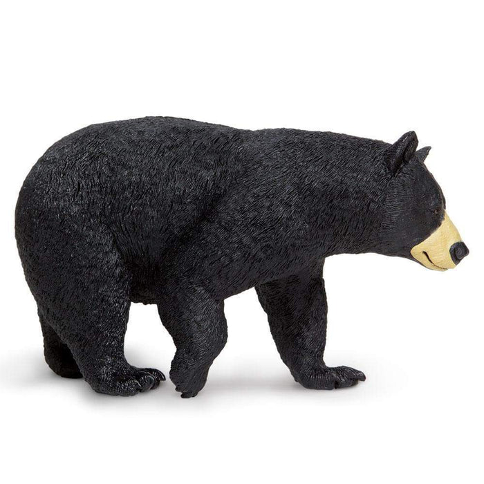 Black Bear Toy | Wildlife Animal Toys | Safari Ltd.