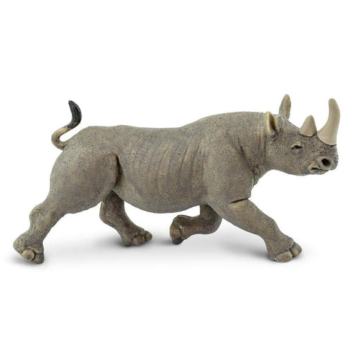 Black Rhino Toy | Wildlife Animal Toys | Safari Ltd.