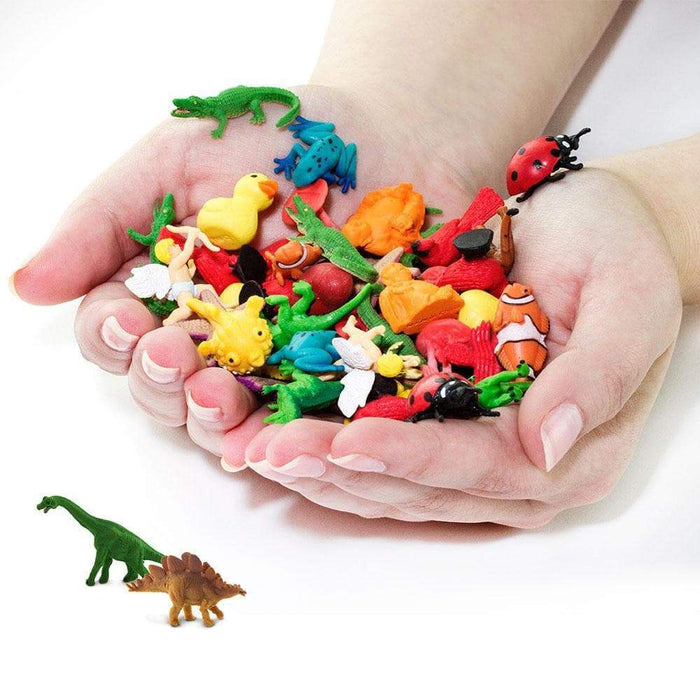 Brachiosaurus & Stegosaurus - Good Luck Minis® - Safari Ltd®