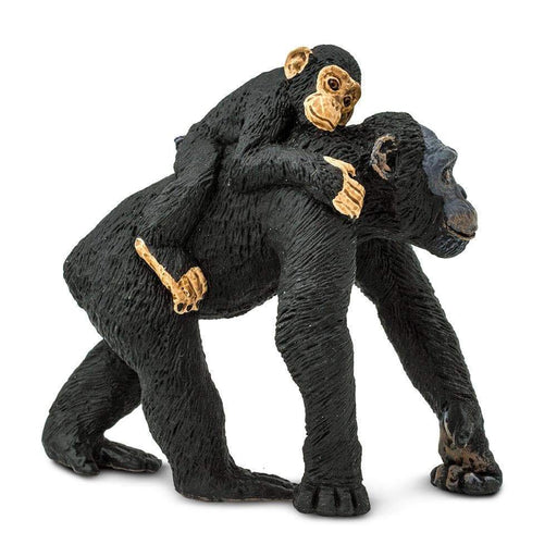 Chimpanzee with Baby - Safari Ltd®