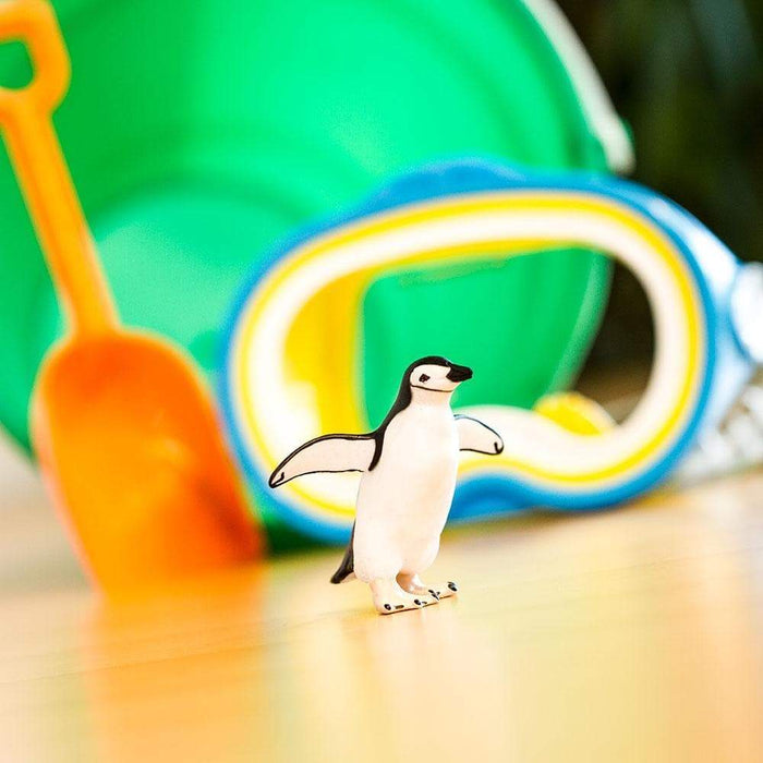 Chinstrap Penguin Toy - Sea Life Toys by Safari Ltd.