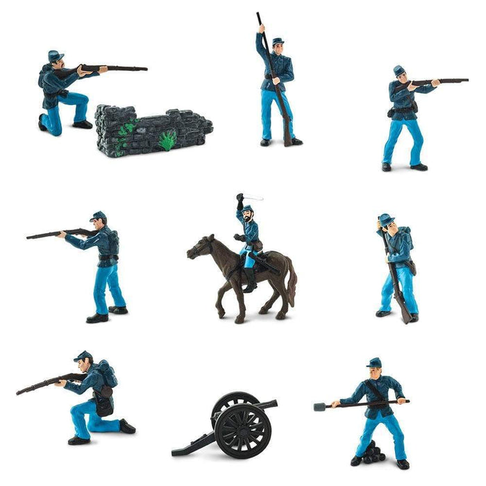 Civil War Union Army Super TOOB® - Safari Ltd®