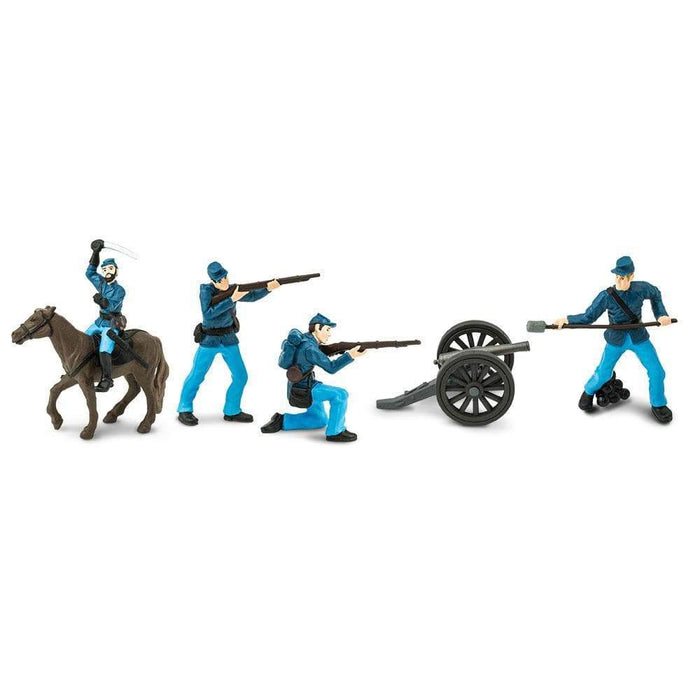 Civil War Union Soldiers Collection Designer TOOB® 2 - Safari Ltd®