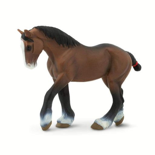 Clydesdale Mare - Safari Ltd®