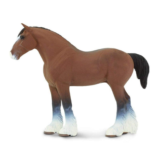 Clydesdale Stallion - Safari Ltd®