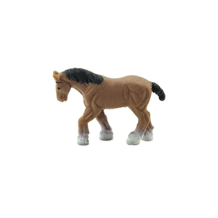 Clydesdales - Good Luck Minis® - Safari Ltd®