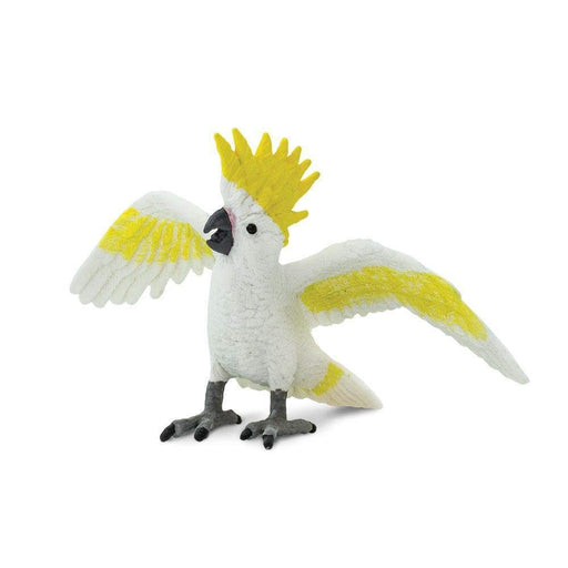 Cockatoo Toy | Wildlife Animal Toys | Safari Ltd.