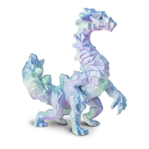 Crystal Cavern Dragon Toy | Dragon Toy Figurines | Safari Ltd.