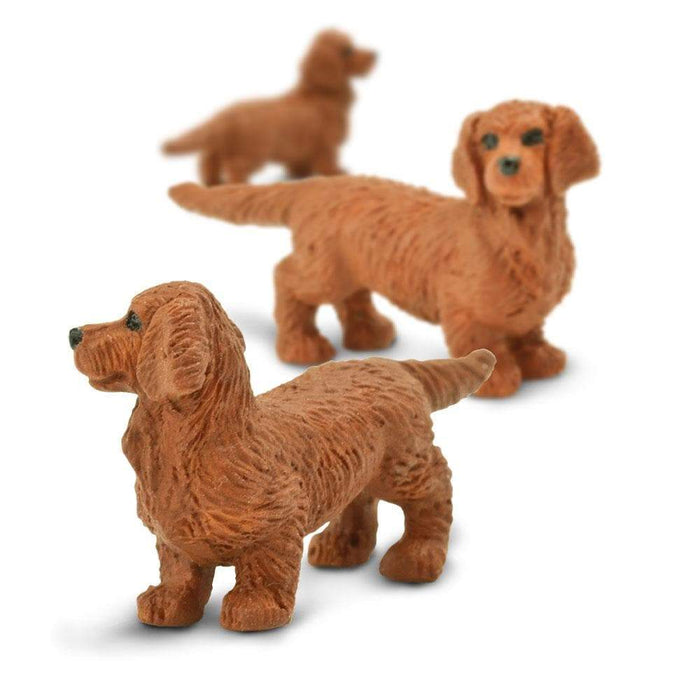 Dachshunds - 192 pcs - Good Luck Minis | Montessori Toys | Safari Ltd.