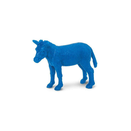 Democratic Donkey - 100 pcs - Good Luck Minis | Montessori Toys | Safari Ltd.