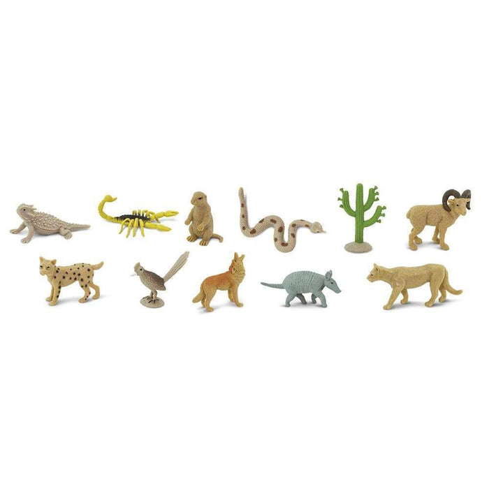 Desert TOOB | Montessori Toys | Safari Ltd.