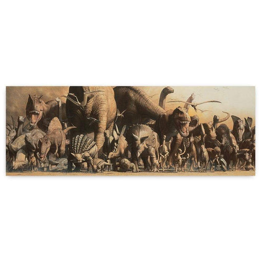 Dinosaur Panorama Poster - Safari Ltd®
