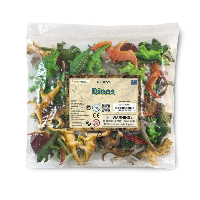 Dinosaurs Bulk Bag - Safari Ltd®
