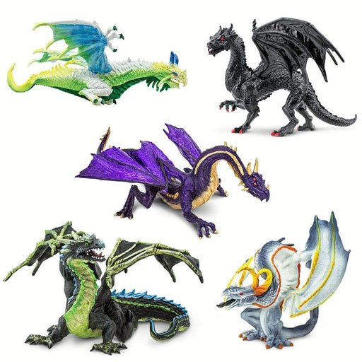Dragons of the Air - Set of 5 Toys - Safari Ltd®