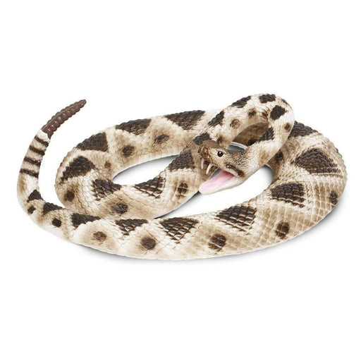 Eastern Diamondback Rattlesnake - Safari Ltd®