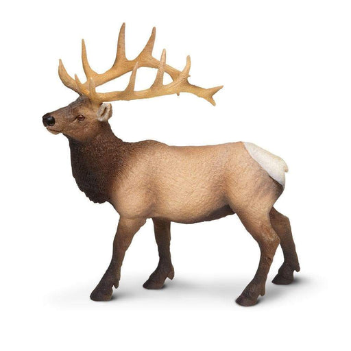 Elk Bull Toy | Wildlife Animal Toys | Safari Ltd.
