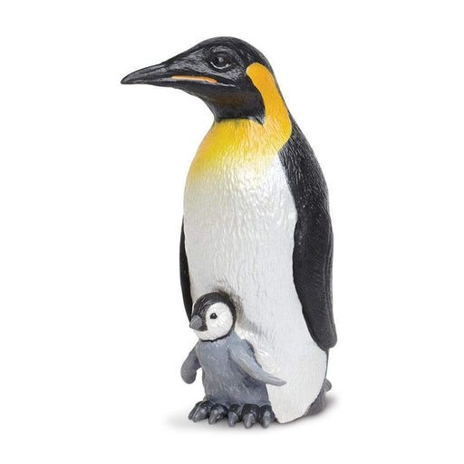 Emperor Penguin with Baby - Safari Ltd®