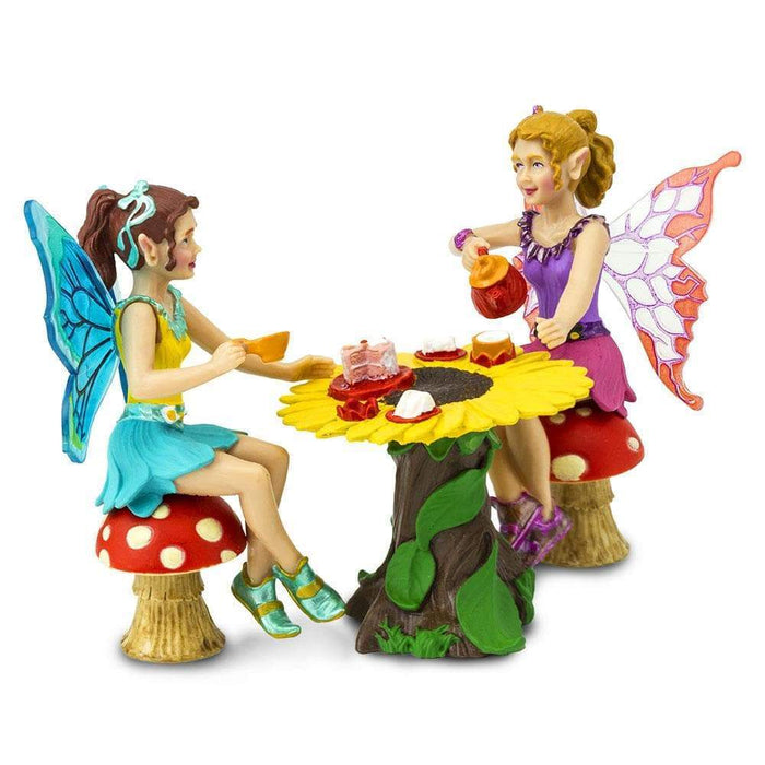 Fairy Fantasies® Tea Party Set - Safari Ltd®