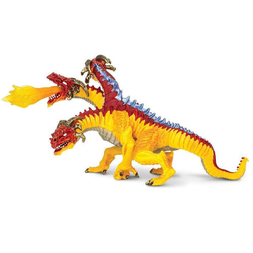 Fire Dragon Toy | Dragon Toy Figurines | Safari Ltd.