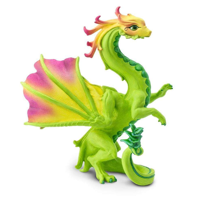 Flower Dragon Toy | Dragon Toy Figurines | Safari Ltd.
