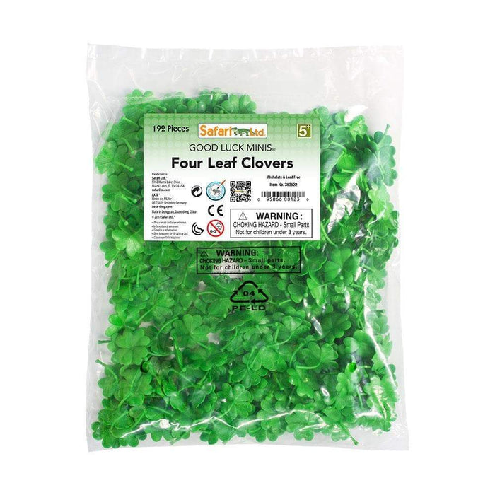 Four Leaf Clovers - Good Luck Minis® - Safari Ltd®