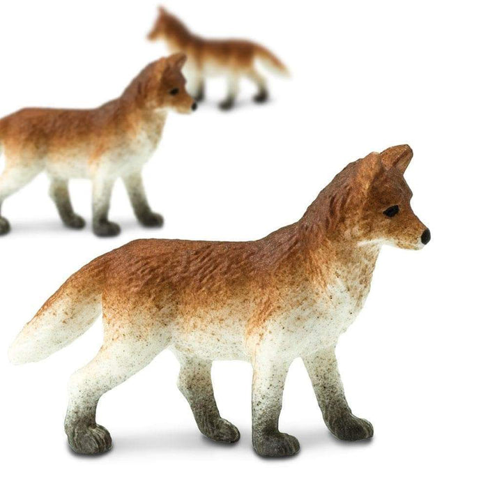 Foxes - 192 pcs - Good Luck Minis | Montessori Toys | Safari Ltd.