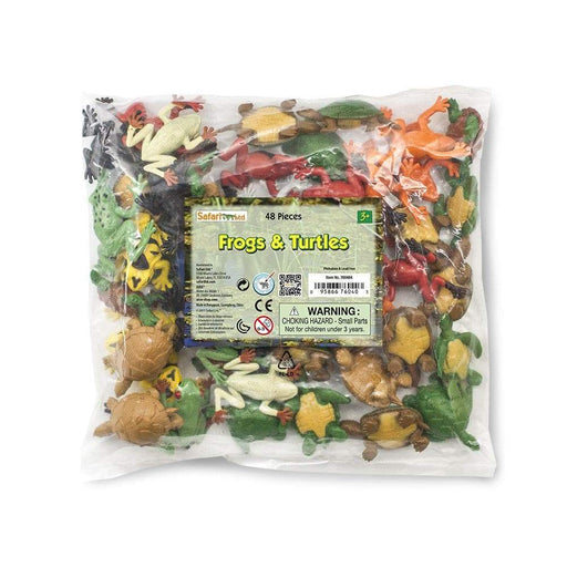 Frogs & Turtles Bulk Bag - Safari Ltd®
