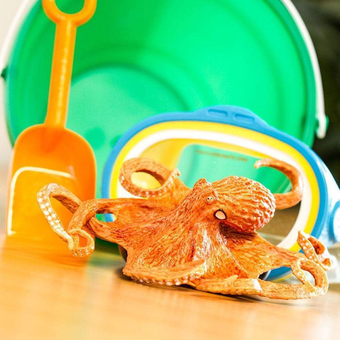 Giant Pacific Octopus - Safari Ltd®