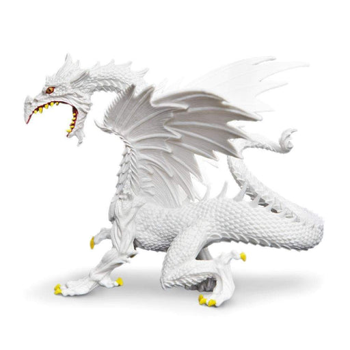 Glow-in-the-Dark Snow Dragon - Safari Ltd®