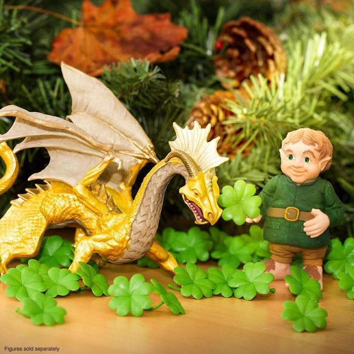 Golden Dragon Toy | Dragon Toy Figurines | Safari Ltd.