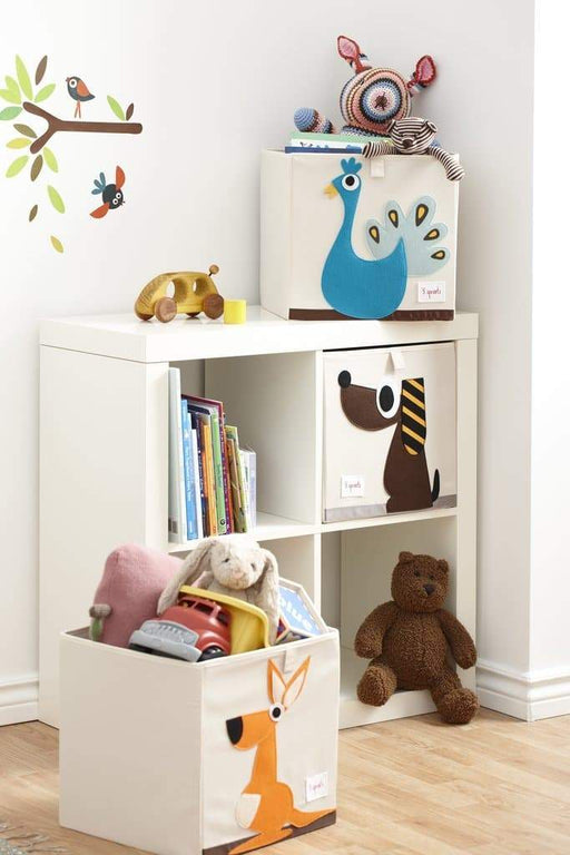 Gorilla Storage Box - 3 Sprouts - Safari Ltd®