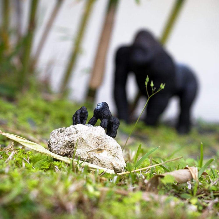 Gorillas - Good Luck Minis® - Safari Ltd®