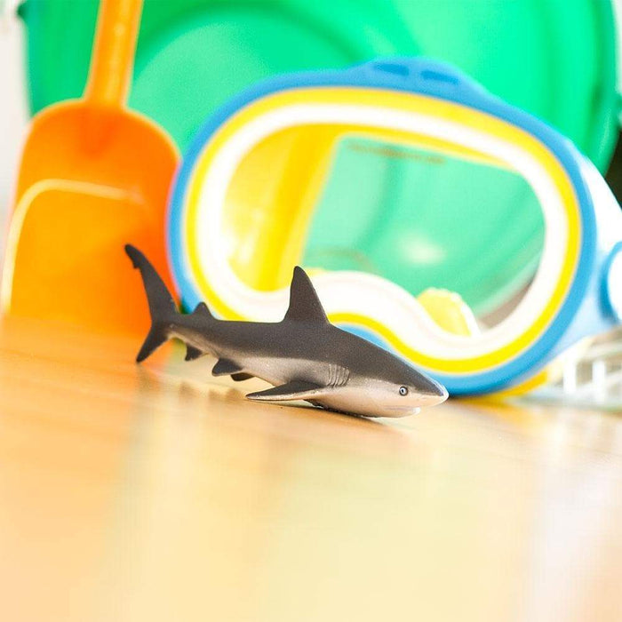 Gray Reef Shark Toy - Sea Life Toys by Safari Ltd.Gray Reef Shark - Safari Ltd®
