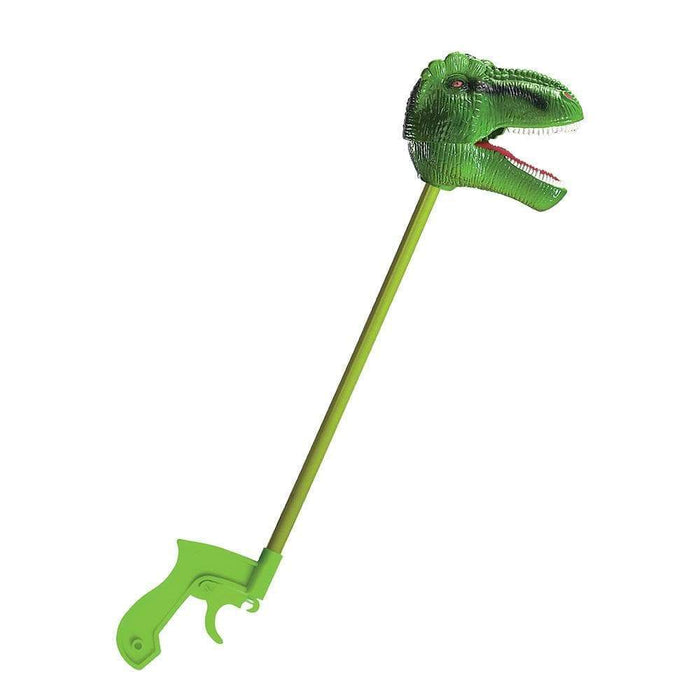 Green T-Rex Snapper Toy | Dinosaur Toys | Safari Ltd.