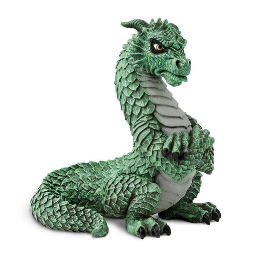 Grumpy Dragon Toy | Dragon Toy Figurines | Safari Ltd.
