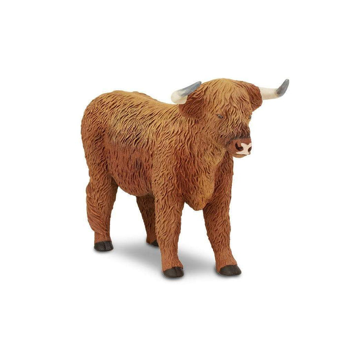 Highland Bull - Safari Ltd®