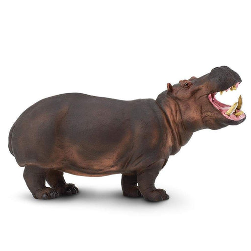 Hippopotamus Toy | Wildlife Animal Toys | Safari Ltd.