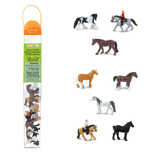 Horses & Riders TOOB® - Safari Ltd®