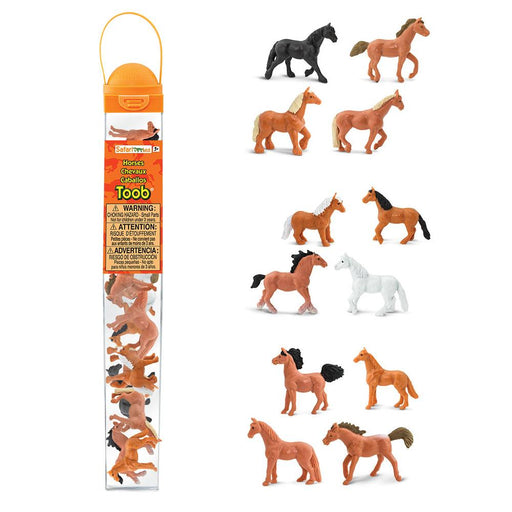 Horses TOOB® - Safari Ltd®