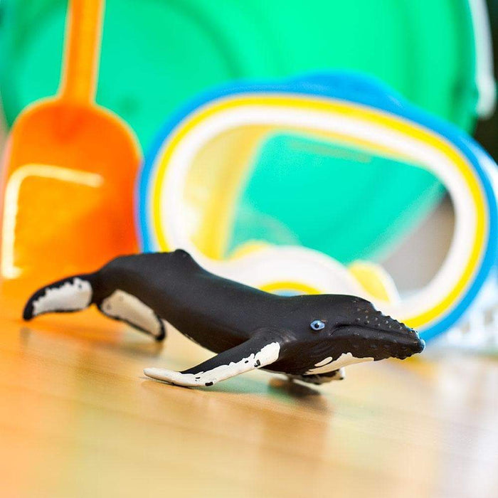 Humpback Whale Toy - Sea Life Toys by Safari Ltd.