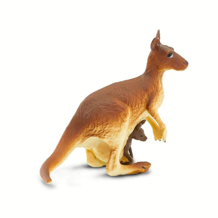 Kangaroo with Baby Toy | Wildlife Animal Toys | Safari Ltd.