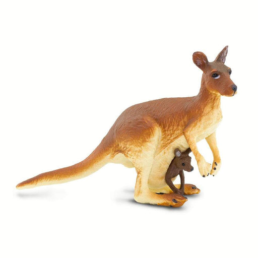 Kangaroo with Baby - Safari Ltd®