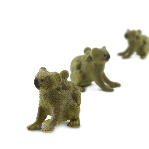 Koalas With Babies - Good Luck Minis® - Safari Ltd®