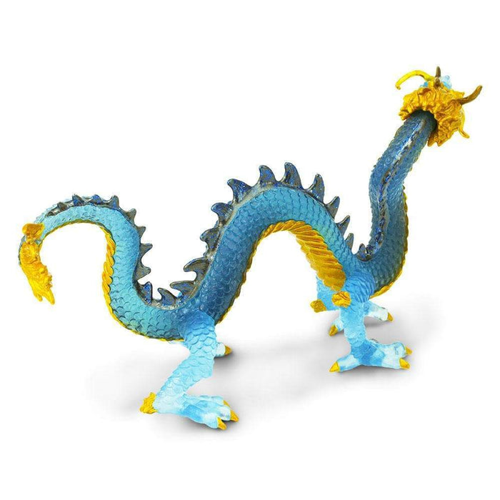Krystal Blue Dragon - Safari Ltd®